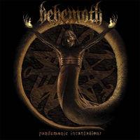Behemoth - Pandemonic Incantations (2002) Black\Death Metal CD Лицензия