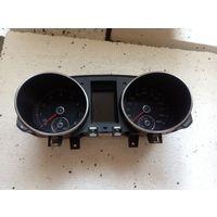VW Golf VI Панель приборов 5K0920970H
