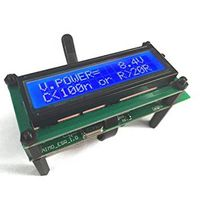 Измеритель внутреннего сопротивления электролитический конденсаторов, сопротивлений, индуктивности
