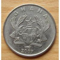 ГАНА-50песев2007г.          KM# 41