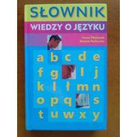 Словарь. Знаний о языке.( польском)