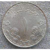 1 фунт 1987 Судан