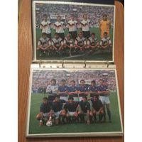 Фото Сборные Финальный матч Чемпионат Европы 1988