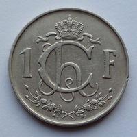 Люксембург 1 франк. 1952
