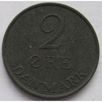 Дания 2 эре 1960