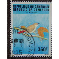 Камерун. Фауна 1995г.