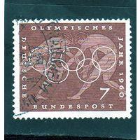 ГДР.Спорт.Олимпийские игры.Рим.1960.
