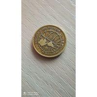 Эквадор 1 сентаво 2000г.