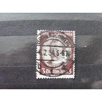 1934 Германия Рейх Мих 540 оценка по каталогу 8 евро (3-14)