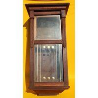 Старинный корпус от настенных часов, 70х30