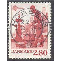 Дания Европа-Септ 1986 год экология