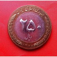 89-22 Иран, 250 риалов 1999 г.