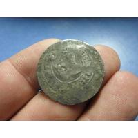 Пражский грош. Вацлав IV (1378-1419г.) Серебро. (2)
