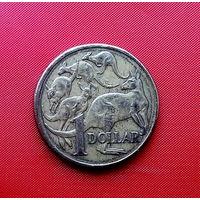 84-20 Австралия, 1 доллар 1985 г.