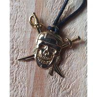 Официальный тотем, кулон, медальон к фильму Пираты Карибского моря_3