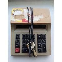 Калькулятор Электроника СССР