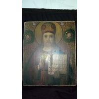 """Икона """" Иисус Христос """" . 19 век."""