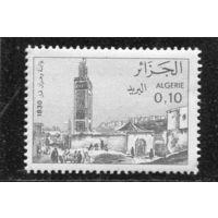 Алжир. Стандарт. Ворота города Оран