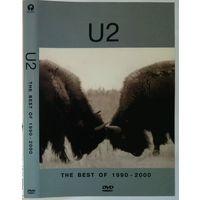 U2 - The Best Of 1990-2000, DVD9