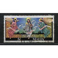 Рождество. Мальта. 1994