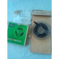 Катушка с пленкой для аудиозаписей 1968 года СССР