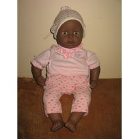 Кукла пупс Zapf Baby Annabell этническая с мимикой