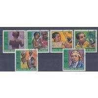 [171] Гвинея 1970. Медицина. Гашеная серия.