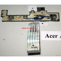 Acer Aspire 7520    Power Board ICL50 LS-3553P  Шлейф