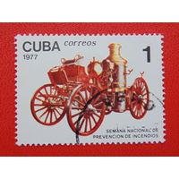 Куба 1977г. Техника.