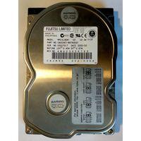 "Жесткий диск, РЕТРО- Fujitsu MPE3136AT 13,6Gb 5400 IDE 3.5"" HDD"