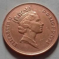 2 пенса, Великобритания 1994 г.