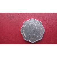 Карибы восточные 1 цент 1998