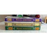 Альфред Эдмунд Брэм. Жизнь животных (комплект из 3 книг)   . указана цена за 1 том.