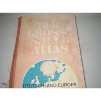 Атлас DER GROSSE SHEELL ATLAS  77/78