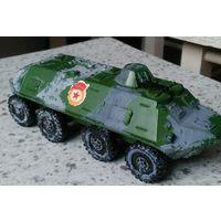 Ретро модель БТР СССР