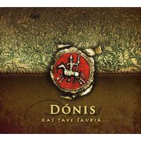 """Donis """"Kas Tave Saukia..."""" Digipak-CD"""