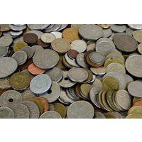 Монеты европы 11 шт