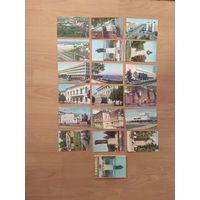 1978 СССР полный комплект из 18 открыток Ульяновск