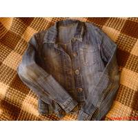 Куртка-Джинсовка 46 р
