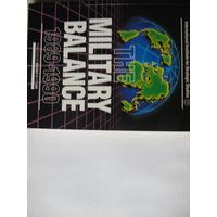 The military balance 1989/90