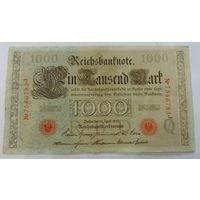 1000 марок 1910 г. Германия.