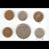 Монеты Скандинавии