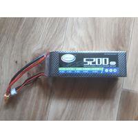 Аккумулятор 4S 14,8 V 5200 мА/ч для квадрокоптера