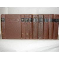 Герцен А. И.  Сочинения в 9-ти томах (комплект).