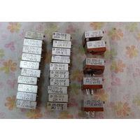 СП5-3 (20 штук) ,СП5-2 (5 штук) .Резистор подстроечный .   С Рубля !