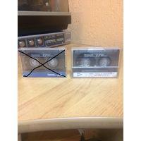 Аудиокассета фирменная Panasonic (б/у)