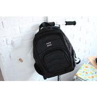 Новый Мужской Черный Рюкзак Billabong