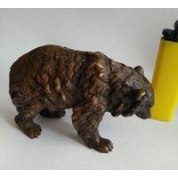 Бронзовый медведь.