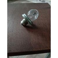 Лампочка ЯВА 6 вольт 35-35 ватт.