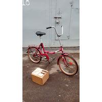 Велосипед складной Аист 1992 г.в. новый